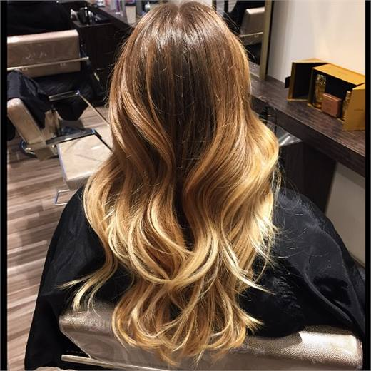 balayage ombre & sombre